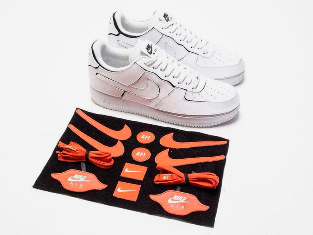 """BAIT and Nike Japan Presents Air Force 1 """"A5 Wagyu"""" for Tokyo ..."""